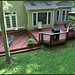 Multi level Ipe deck by finedecks
