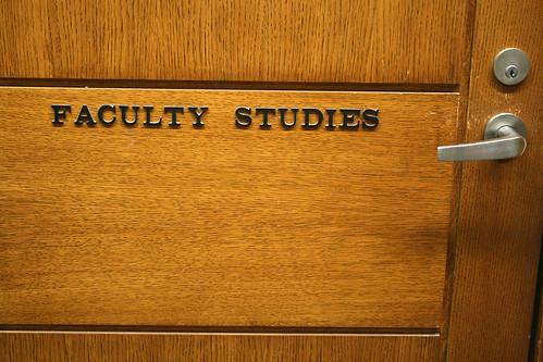 Department of Faculty Studies