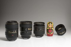 Lenses for product photography (improved)