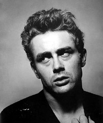 James Dean, by Roy Schatt 1954