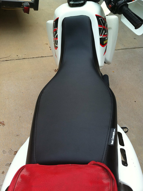 new seat concepts seat for my xr650l