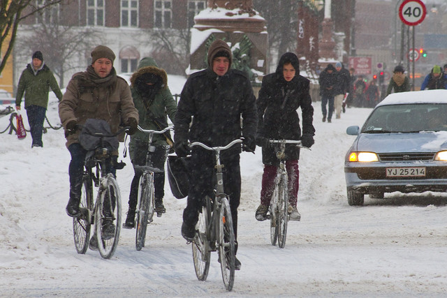 Winter Traffic Copenhagen Quartet