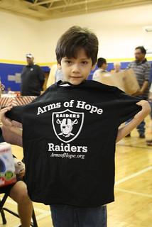 Arms of Hope- San Antonio Raiders 153