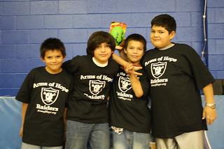 Arms of Hope- San Antonio Raiders 172