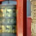 Prayer wheel, Lama temple