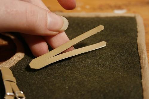 Chest straps