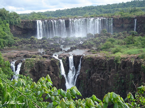 Cataratas guaraníes - Iguazú
