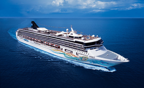 Norwegian Spirit by www.LoveCruise.co.uk
