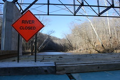 Fourteen Mile Creek closed