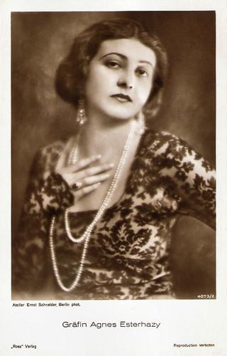 Agnes Esterhazy
