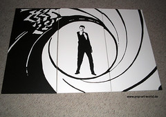 007 James Bond Gun Barrel