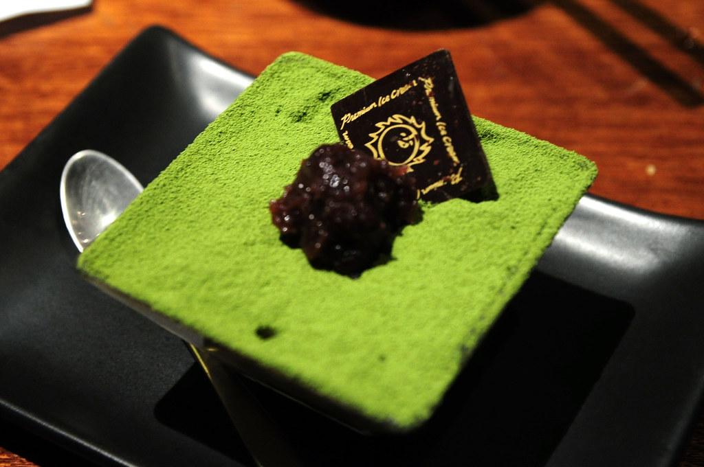 老乾杯 - 抹茶提拉米蘇 NT$150
