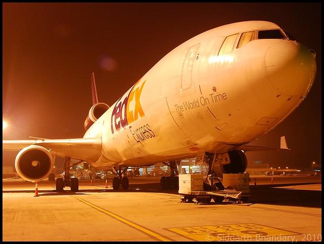 FedEx MD-11 (N524FE)