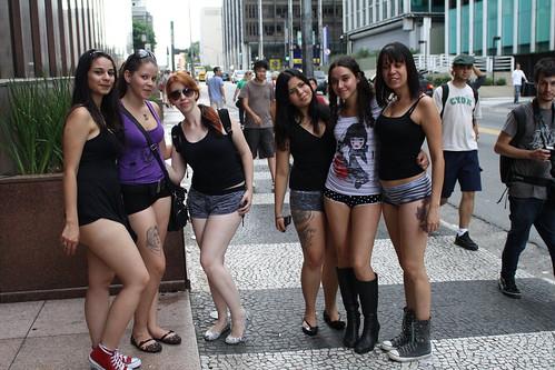No Pants 2011