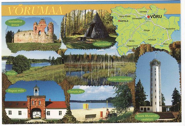 Võrumaa, Estonia