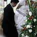 The Bride and Groom Bokeh by ツMaaar