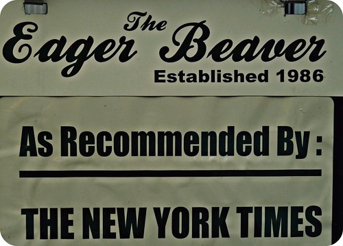 [ The Eager Beaver Clothing Store ] Temple Bar, Dublin, Republic of Ireland