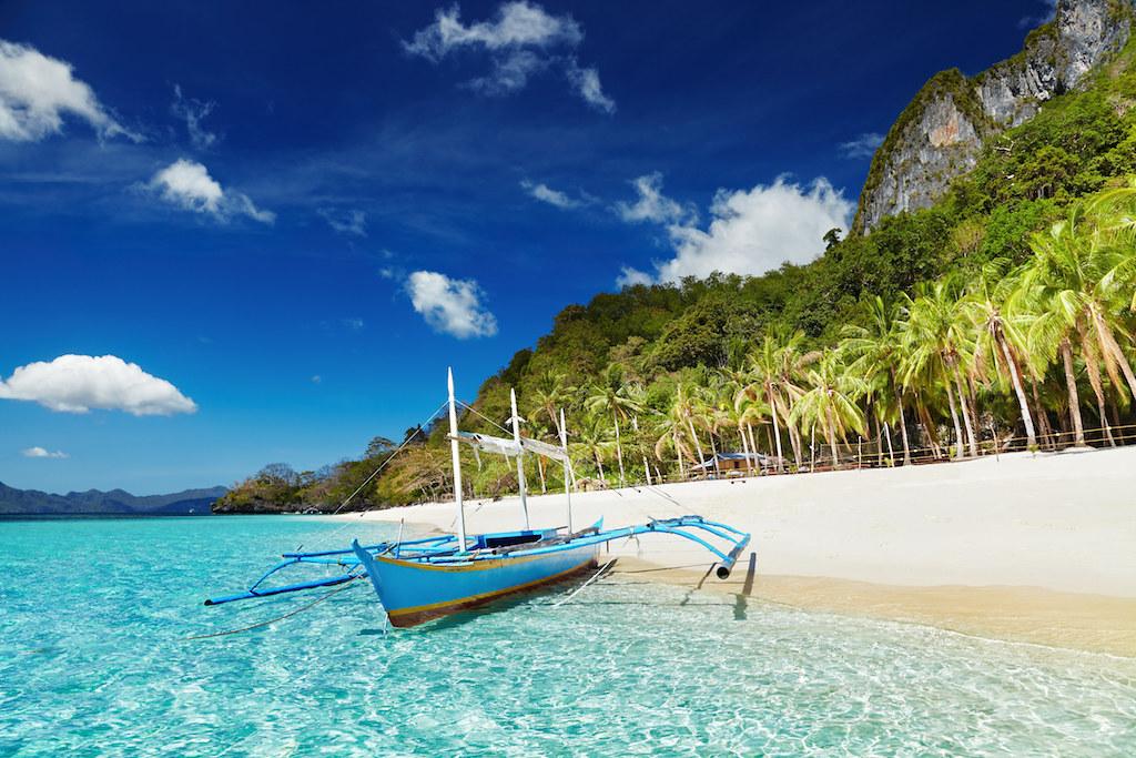 Excursiones por las islas en Filipinas