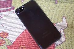 iPhone 7 クリアケースに入れてみた