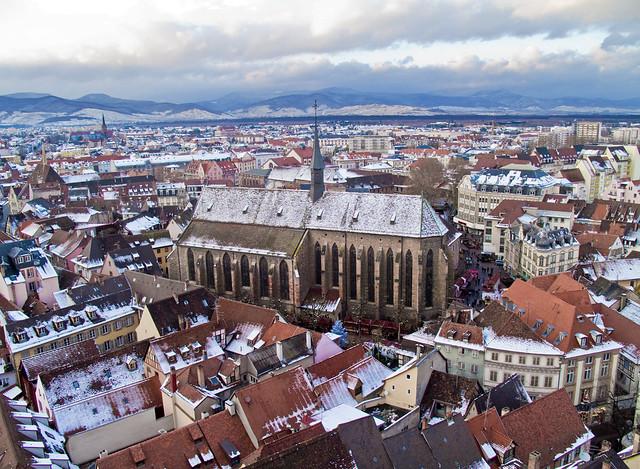Cuando la navidad llega a alsacia en francia viajes 101lugaresincreibles - Office de tourisme bergen ...