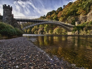 Craigellachie Bridge (HDR) | by Junnn