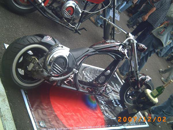 Vespa Extreme Indonesia http://www.flickr.com/photos/09090999/5233966307/
