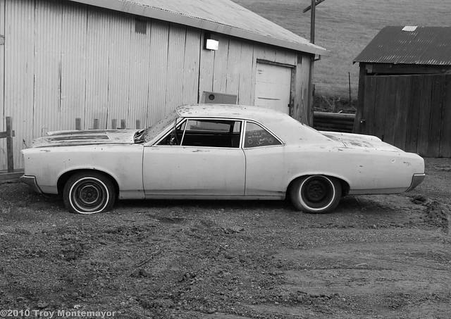 1966 Pontiac LeMans, Altamont, CA | Flickr - Photo Sharing!