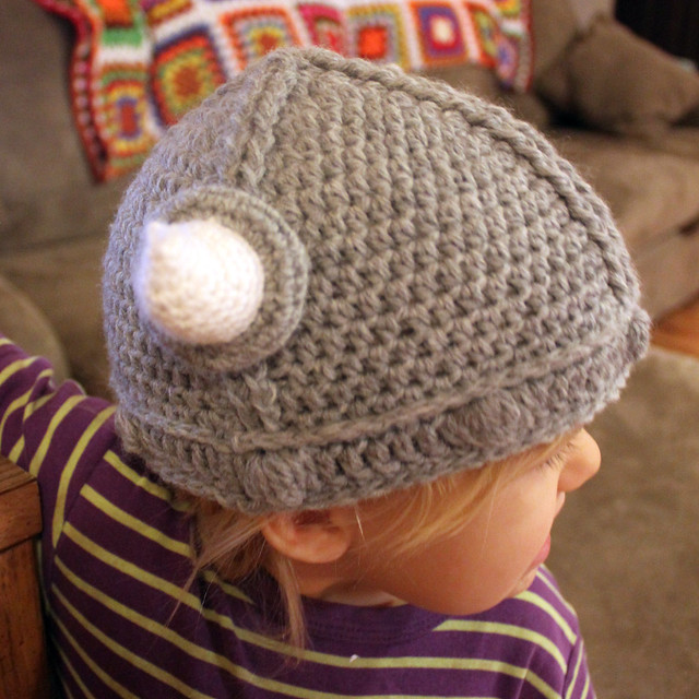 Crochet Pattern Helmet Hat : Viking Hat Crochet Pattern Flickr - Photo Sharing!