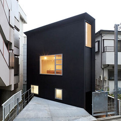 Design Inspiration: Space Maximization in Japan: OH House by Atelier Tekuto