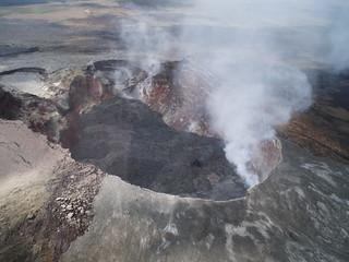 ハワイ島火山国立公園