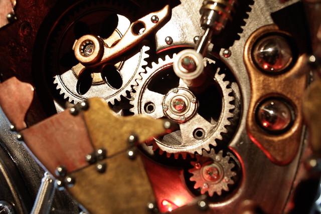 Steampunk 7 - Gears