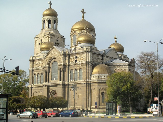 Cathedral of the Assumption, Varna, Bulgaria