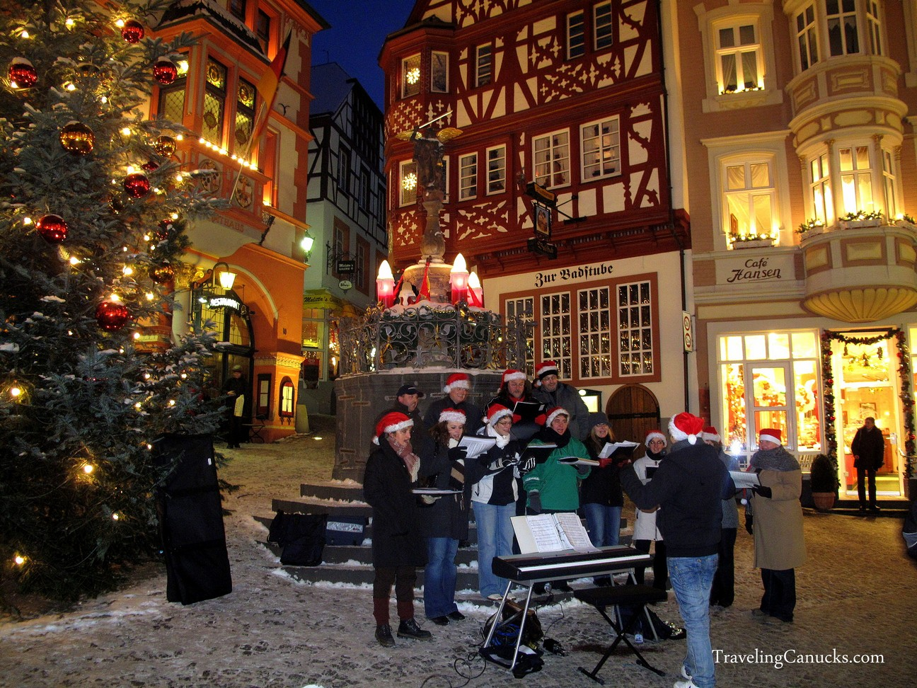 bernkastel germany 39 s picture perfect christmas village. Black Bedroom Furniture Sets. Home Design Ideas