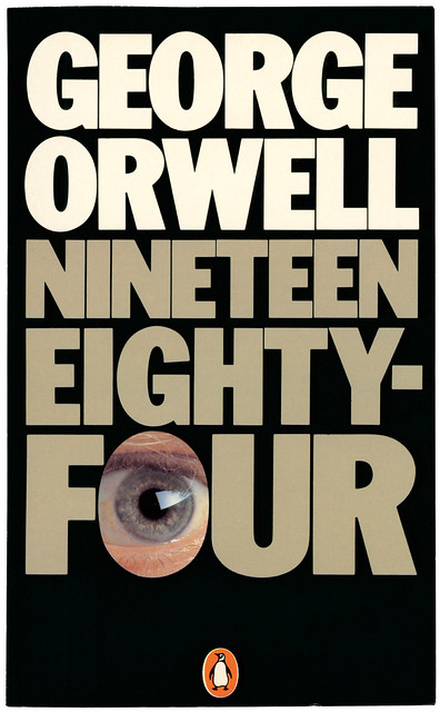 BOOK REPORTS FOR ADULTS: Nineteen Eighty-Four by George Orwell