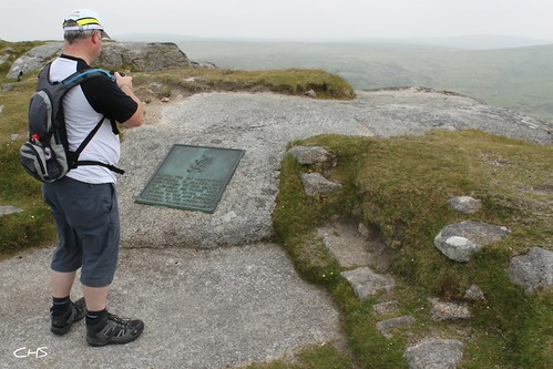 Penair Oldies 19 - Training Walk, 5th June 2010 Bodmin Moor by Stocker Images
