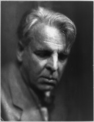 William Butler Yeats, 1933, unkown photographer