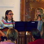 """First Saturday Community Coffeehouse"""