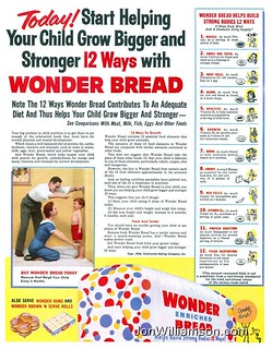 Wonder Bread - 19560924 Life