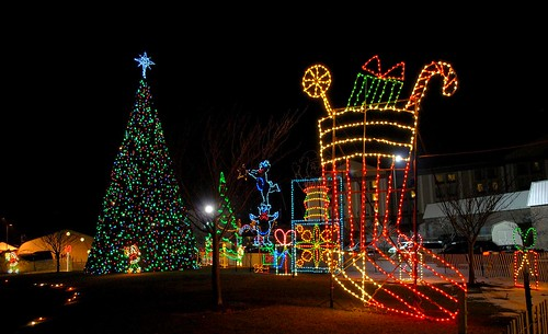 OC needs to put titles in the flickr account - Winterfest of Lights - Ocean City, MD