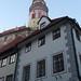 Český Krumlov, zámecká věž, foto: Petr Nejedlý