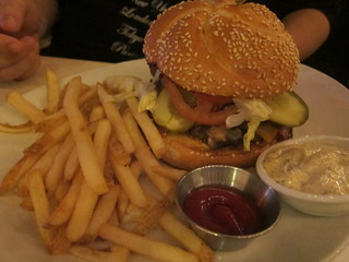 The Burger | Cactus Club Cafe