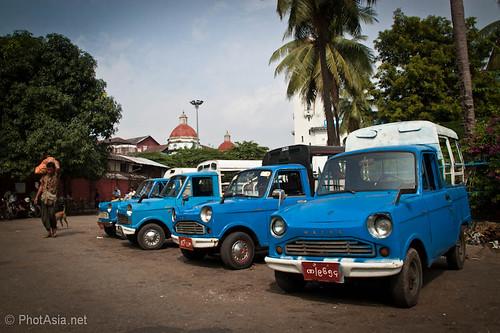 Teeny Taxi's