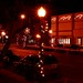 Downtown Morganton At Night