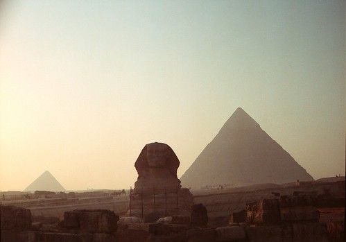giza / ancient aliens