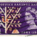 Great Britain postage stamp: Growth of Savings