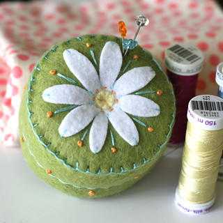Daisie Mae Pin Cushion
