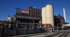 C&H Sugar Refinery - Crockett, CA