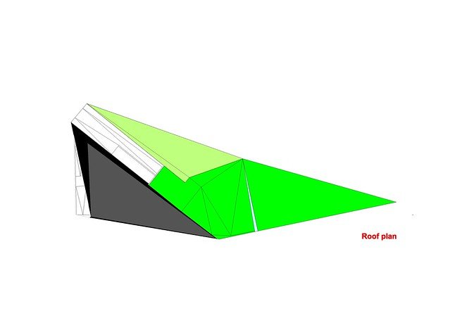 Acxt architects btek drawing 05 roof flickr for Roof drawing app