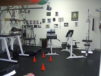 John clearys garage gym elitefts flickr