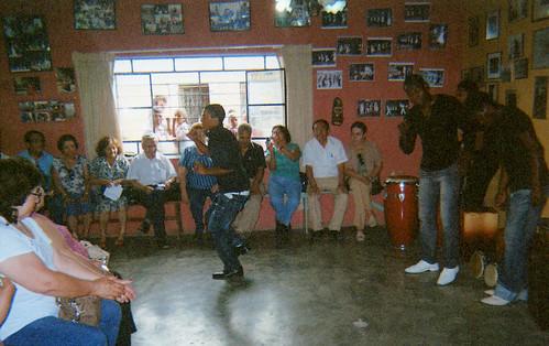 Zapateo (Afro-Peruvian Tap Dance)